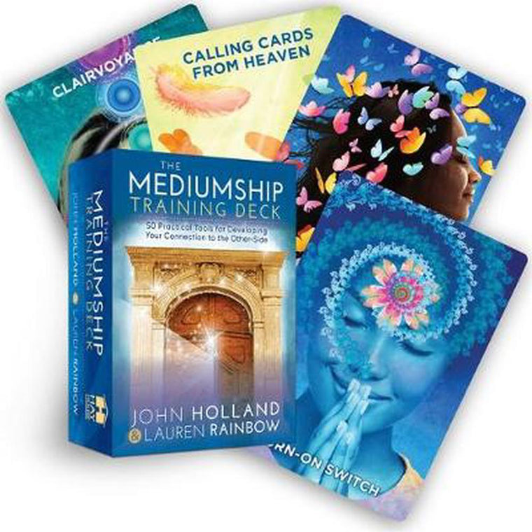 The Mediumship Training Deck Oracle Cards