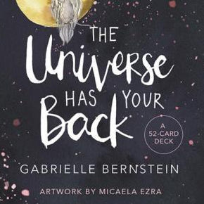 Universe Has Your Back Oracle Cards