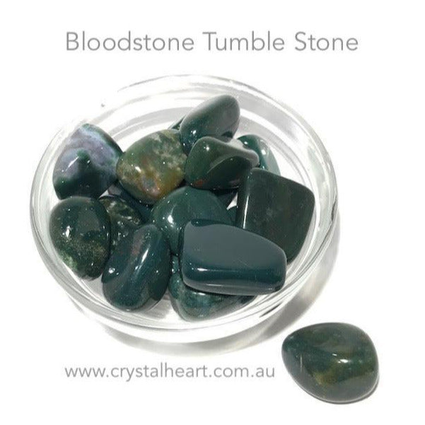 Bloodstone Tumble