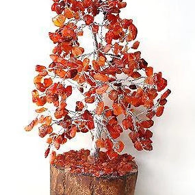 Crystal Tree - Carnelian