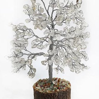Crystal Tree - Clear Quartz