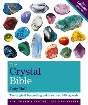 Crystal Bible Book | Judy Hall | Crystal Reference | Crystals & their Healing Properties | Crystal Heart, Melbourne since 1986