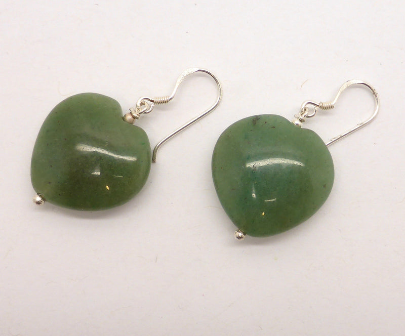 Earrings Aventurine