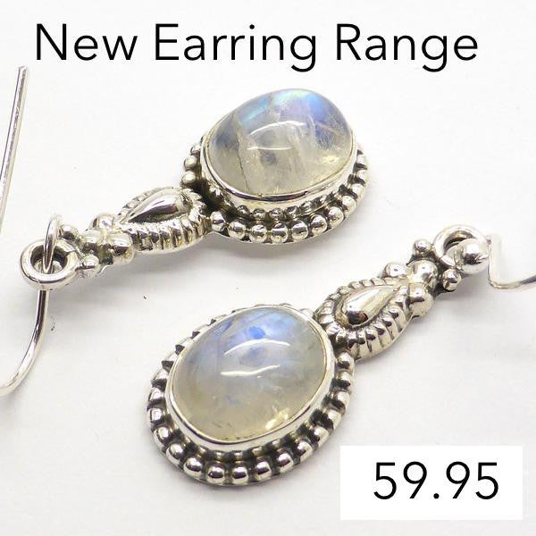 Rainbow Moonstone Gemstone Earrings | Oval Cabochon | 925 Sterling Silver | Ethnic Detail | Crystal Heart Melbourne Australia since 1986"|600|600|?|c0a6469fd220434a7f40bb09bcd484ee|False|UNLIKELY|0.31740614771842957