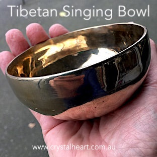 Tibetan Singing Bowl, Plain