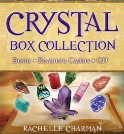 Crystal Box Collection ~ Book, Cards, CD
