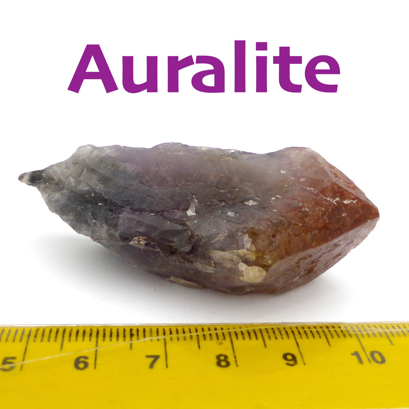 Auralite or Amethyst-23 natural crystal | Thunder Bay Canada | Super Super 7 Consciousness Awakening | Crystal Heart Melbourne Australia since 1986