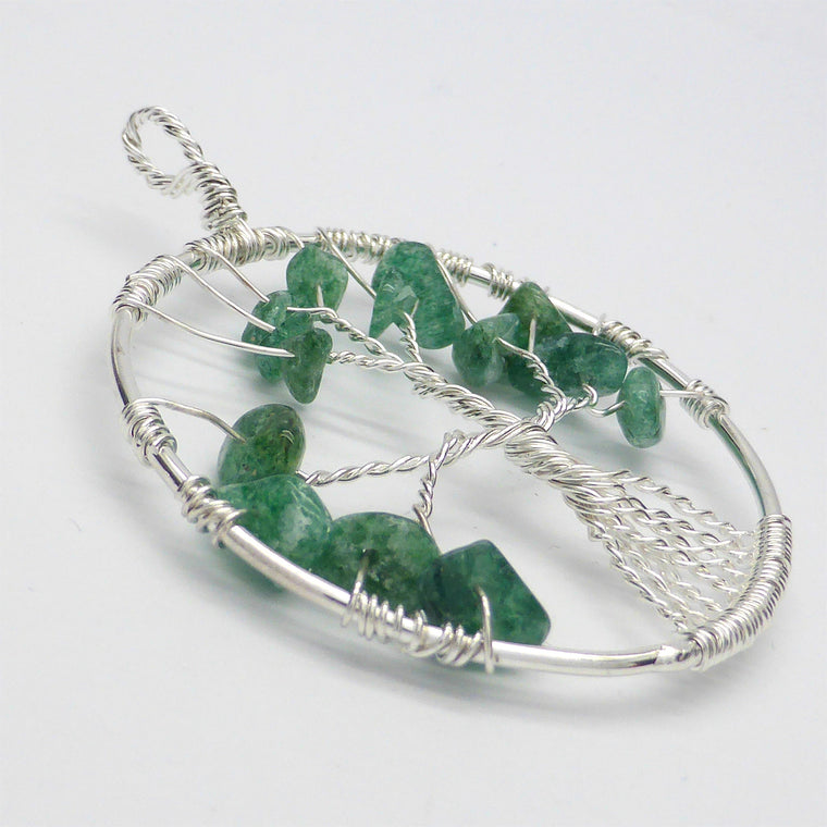 Tree Pendant Jade, Costume