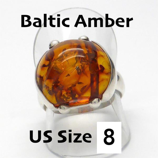 Ring Amber KT3