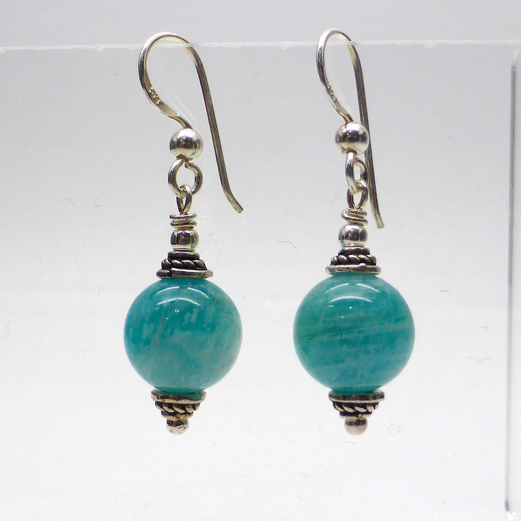 Amazonite Earring  N1