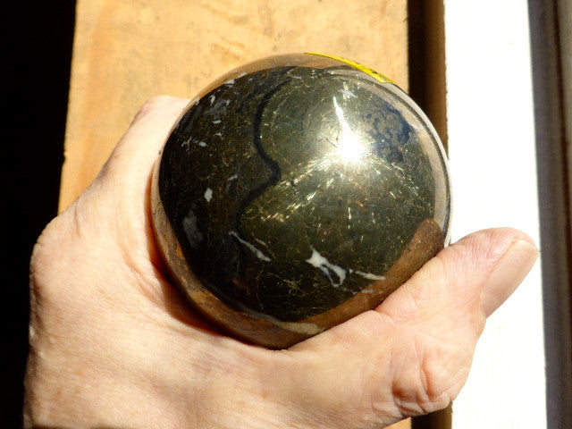 Pyrites Sphere Large