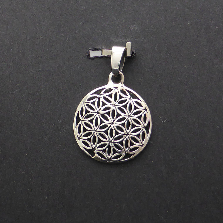 Seed of Life Pendant 18 mm