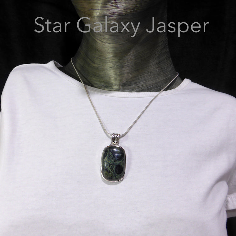 Star Galaxy Pendant SH3