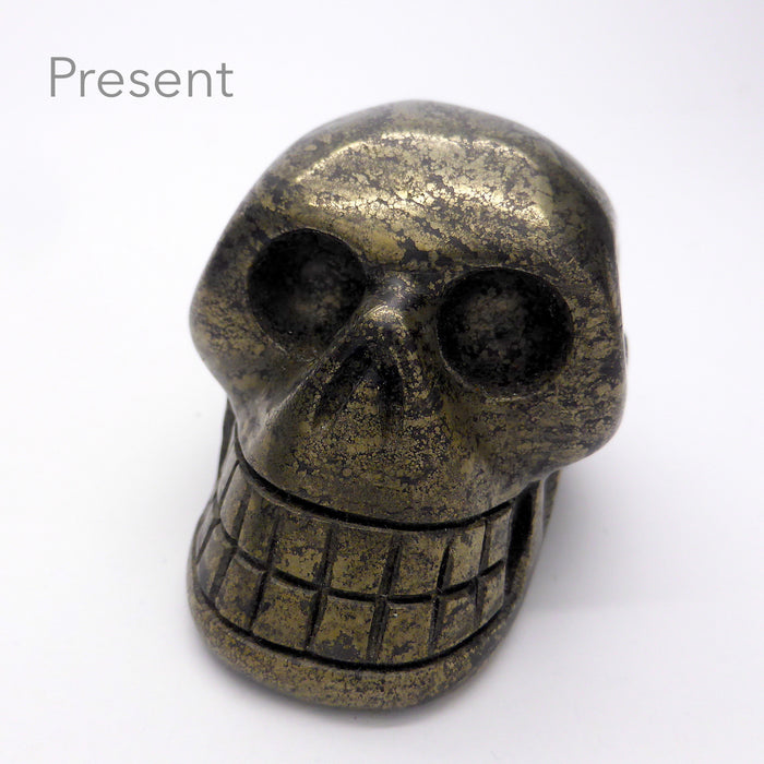 Skull Carving, Healer's Gold