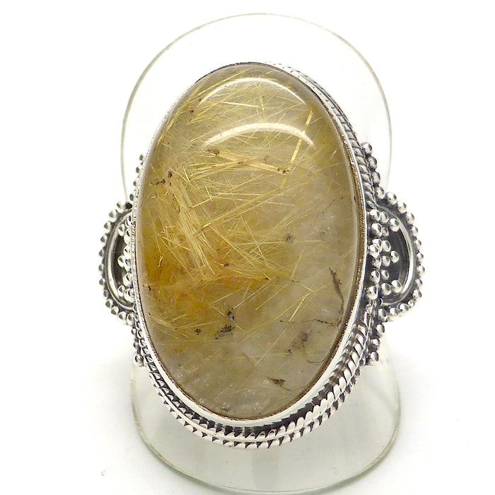 Genuine Rutilated Quartz Ring | 925 Sterling Silver | Antiques style | Size 10 | Angel's Hair in slightly smoky Quartz | Crown Chakra | New Directions | Prosperity | Crystal Heart  Australia since 1986"|700|700|?|9b92f6a176166931c5241bdc85dad8d5|False|UNLIKELY|0.33710166811943054