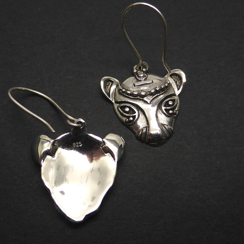 Bastet Cat Earring | 925 Silver