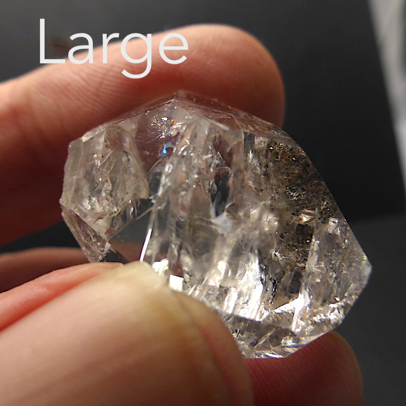 Herkimer Diamonds from Herkimer County, New York state Melbourne Australia Supplier