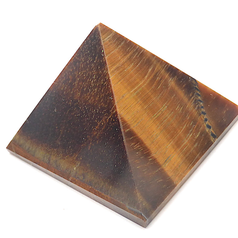 Pyramid, Tiger Eye