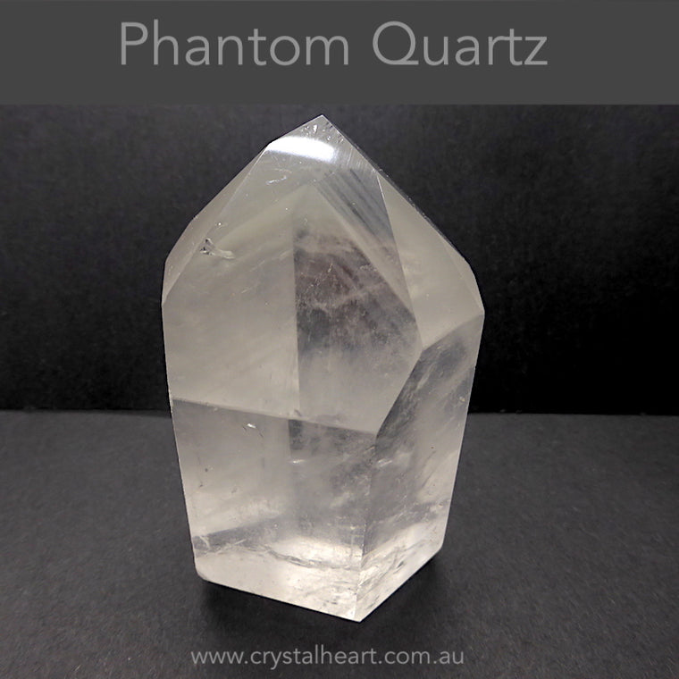 Phantom Quartz Generator Meditation Crystal