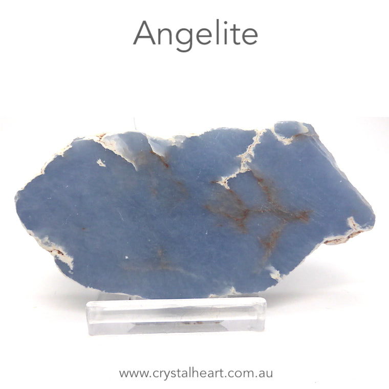 Angelite Polished Slab