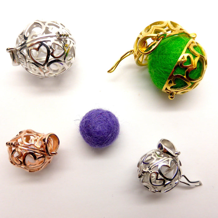 Pomander | Scent Balls | Aromatherapy Jewellery Jewelry |  Medieval Times Pomanders like these worn to protect from smell and disease | Modern Times use Aromatherapy Essential Oils | Australia Supplier