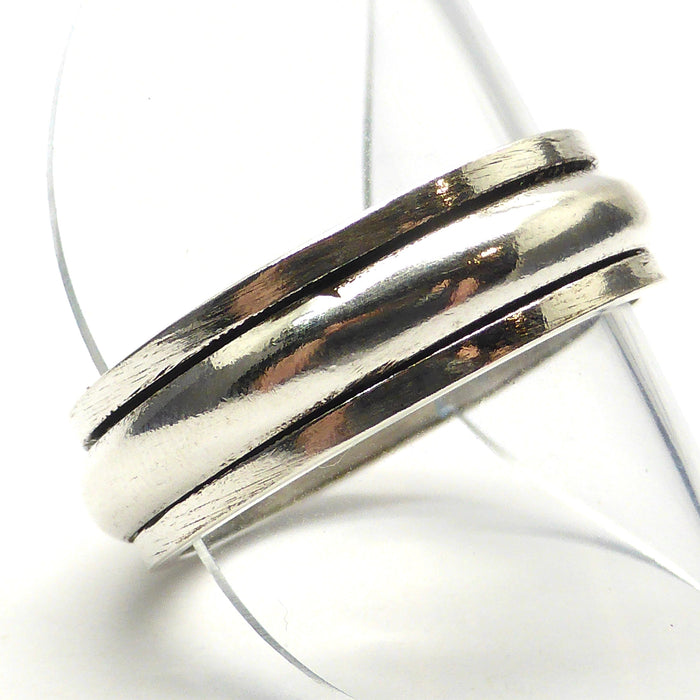 Spinner Spinning Ring Stirling Silver australian supplier