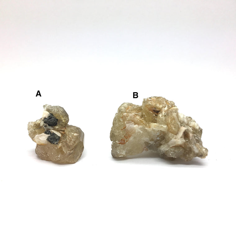 Cerussite Specimens