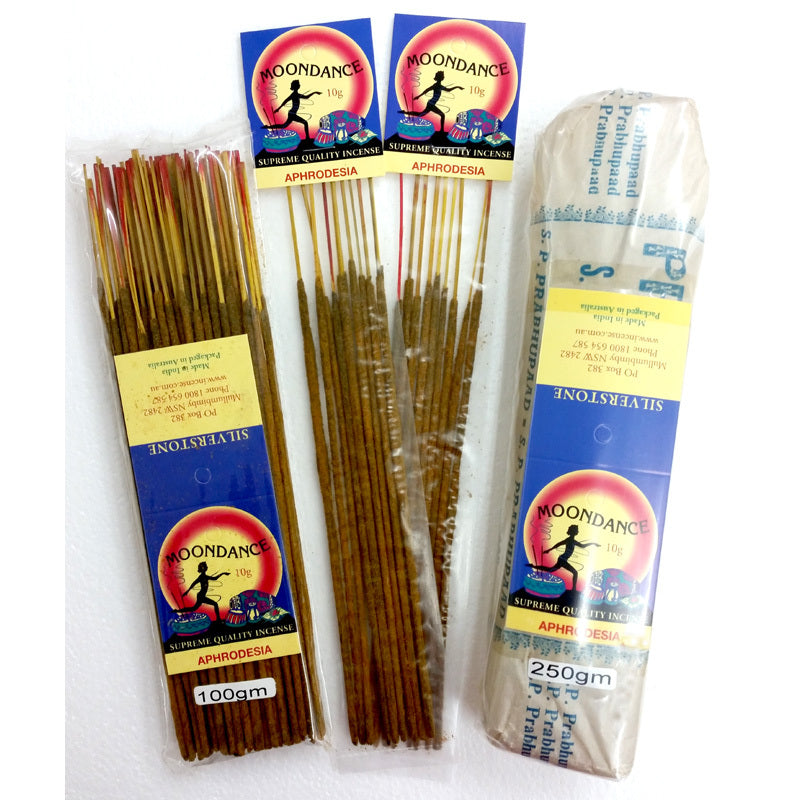 Moondance Incense - APHRODESIA | Beautifully Smelling Incense | Handmade incense | Natural | Crystal Heart Since 1986 |