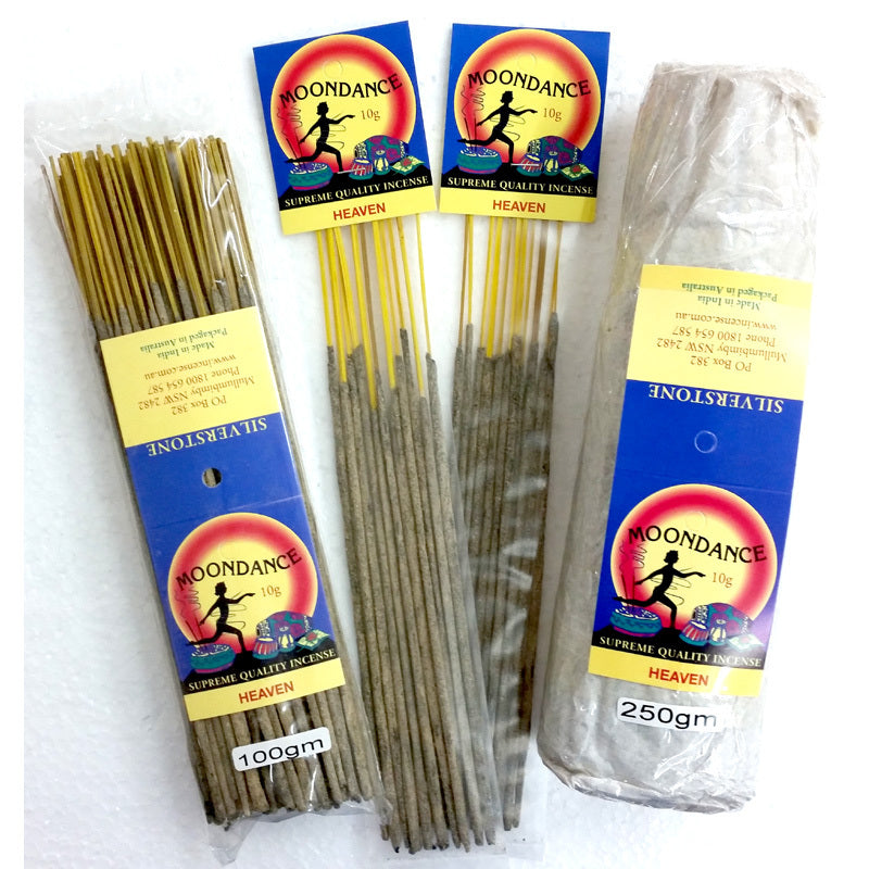 Moondance Incense - HEAVEN | Beautifully Smelling Incense | Handmade incense | Natural | Crystal Heart Since 1986 |