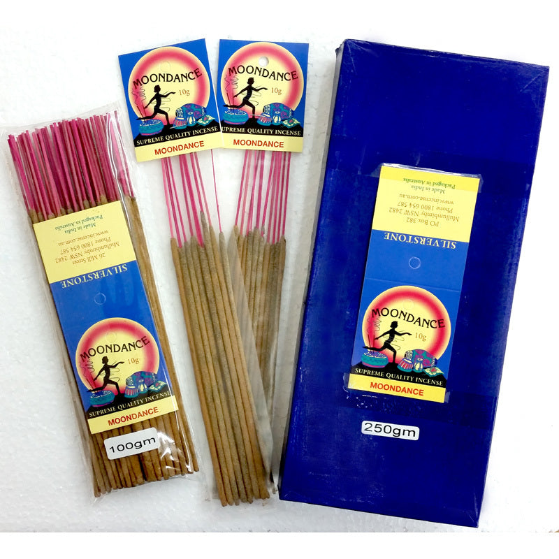 Moondance Incense - MOONDANCE | Beautifully Smelling Incense | Handmade incense | Natural | Crystal Heart Since 1986 |