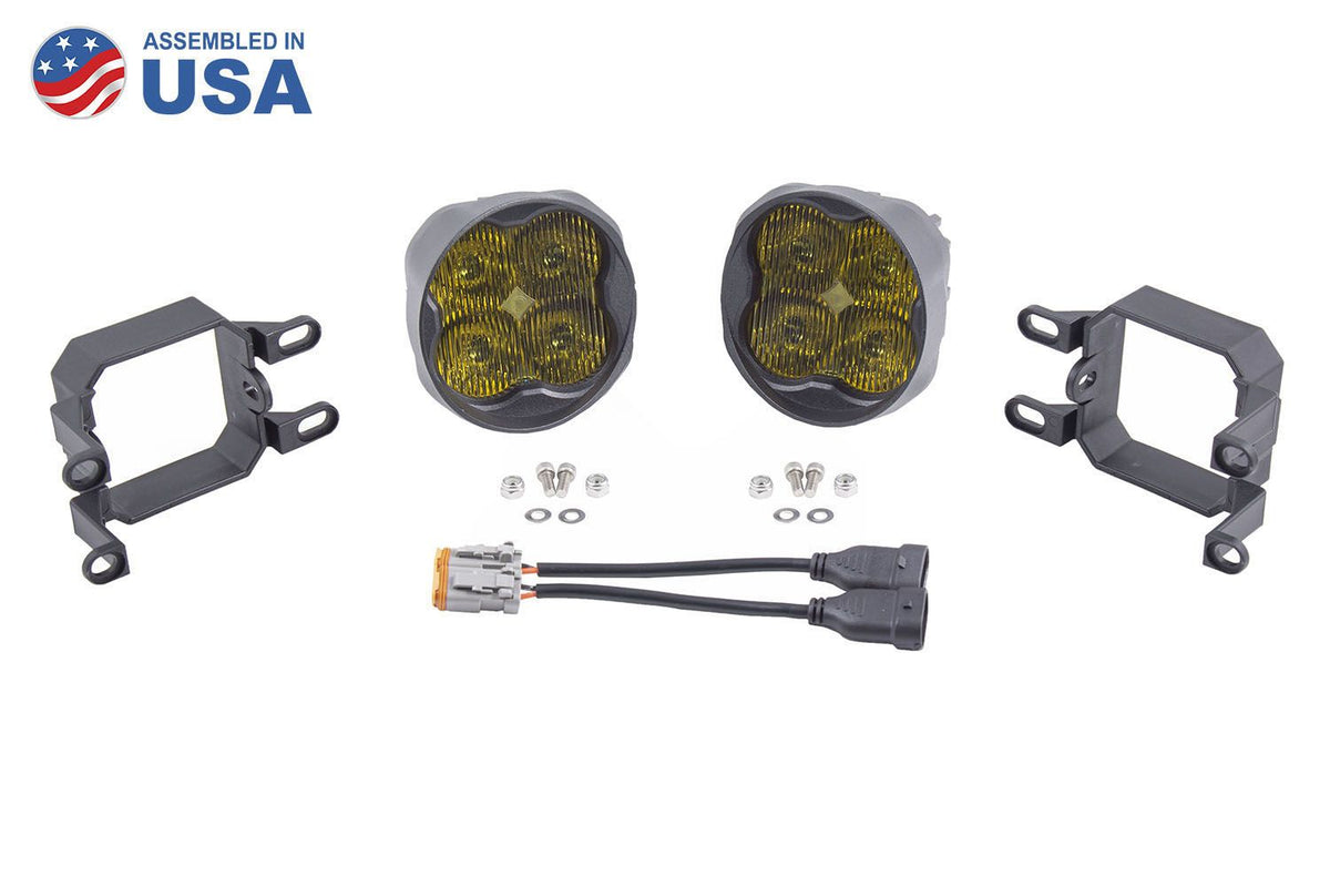 Type B SS3 LED Fog Light Kit