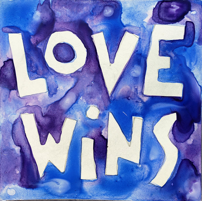Love Wins 8: August