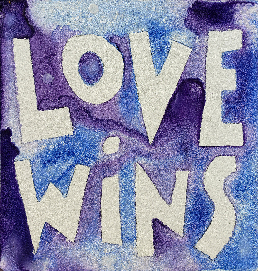 Love Wins 9: September