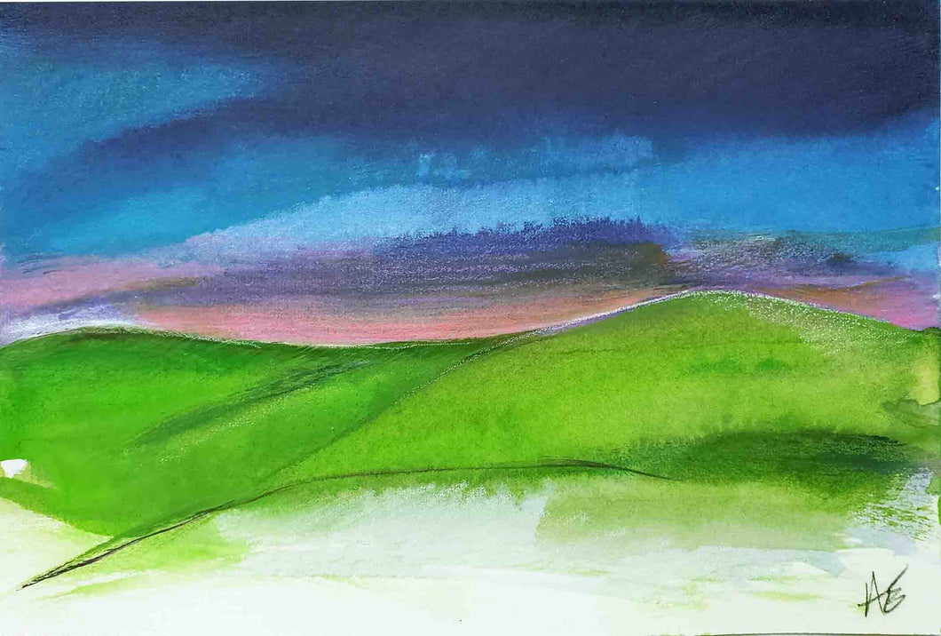 The Palouse Series: Landscape 5
