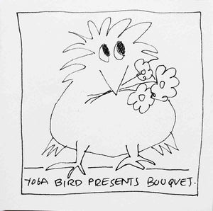 Yoga Bird Presents Bouquet