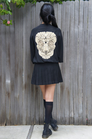 Skull Patch Bomber