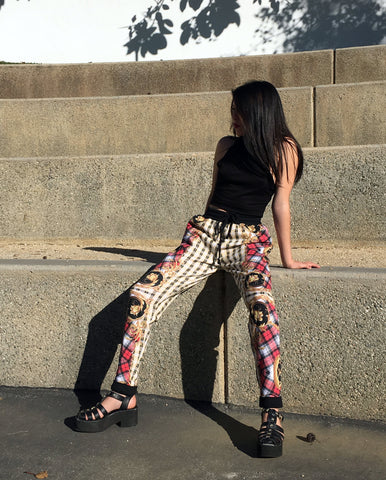 MinkPink Over Indulge Track Pants
