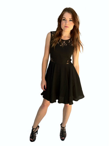 Heartbreaker Skater Dress