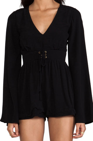 MinkPink Follow Me To Heaven Playsuit