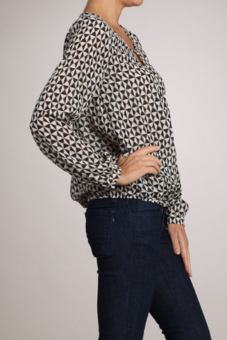 Twisted Gears Blouse