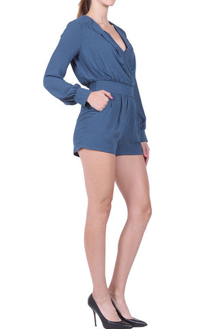 Hot Toddy Romper