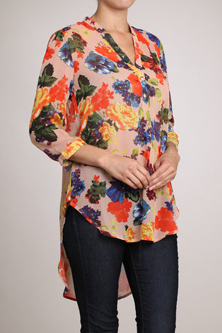 Secret Garden Blouse
