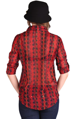 Garden Of Eden Blouse