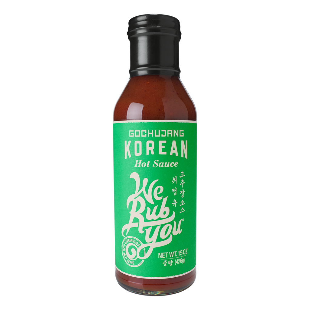 Gochujang korean hot sauce we rub you for Korean fish sauce