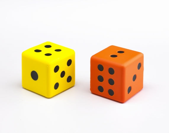 Dice 2pc Moulded