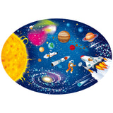 Giant Puzzle - Solar System 205pc