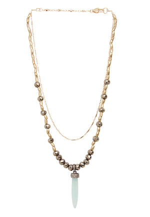 Bardot Diamond Necklace