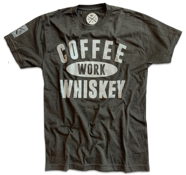 Men's Coffee Work Whiskey Black