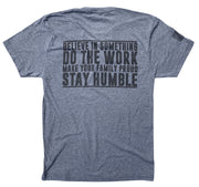 Men's Trust The Process T-Shirt (Heather Gray)