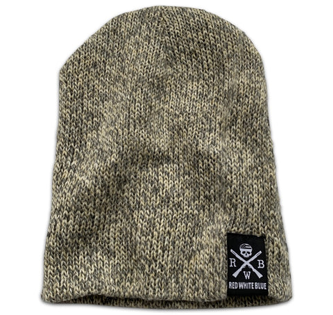 Men's American Made Rag Wool Winter Beanie